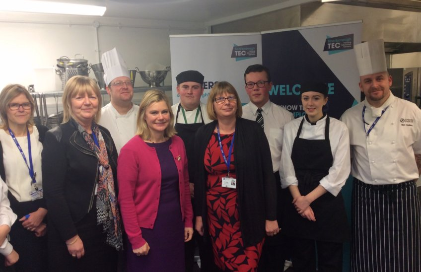 Scarborough TEC's first open event