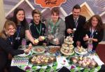 Skills for Life students hold Macmillan fundraiser