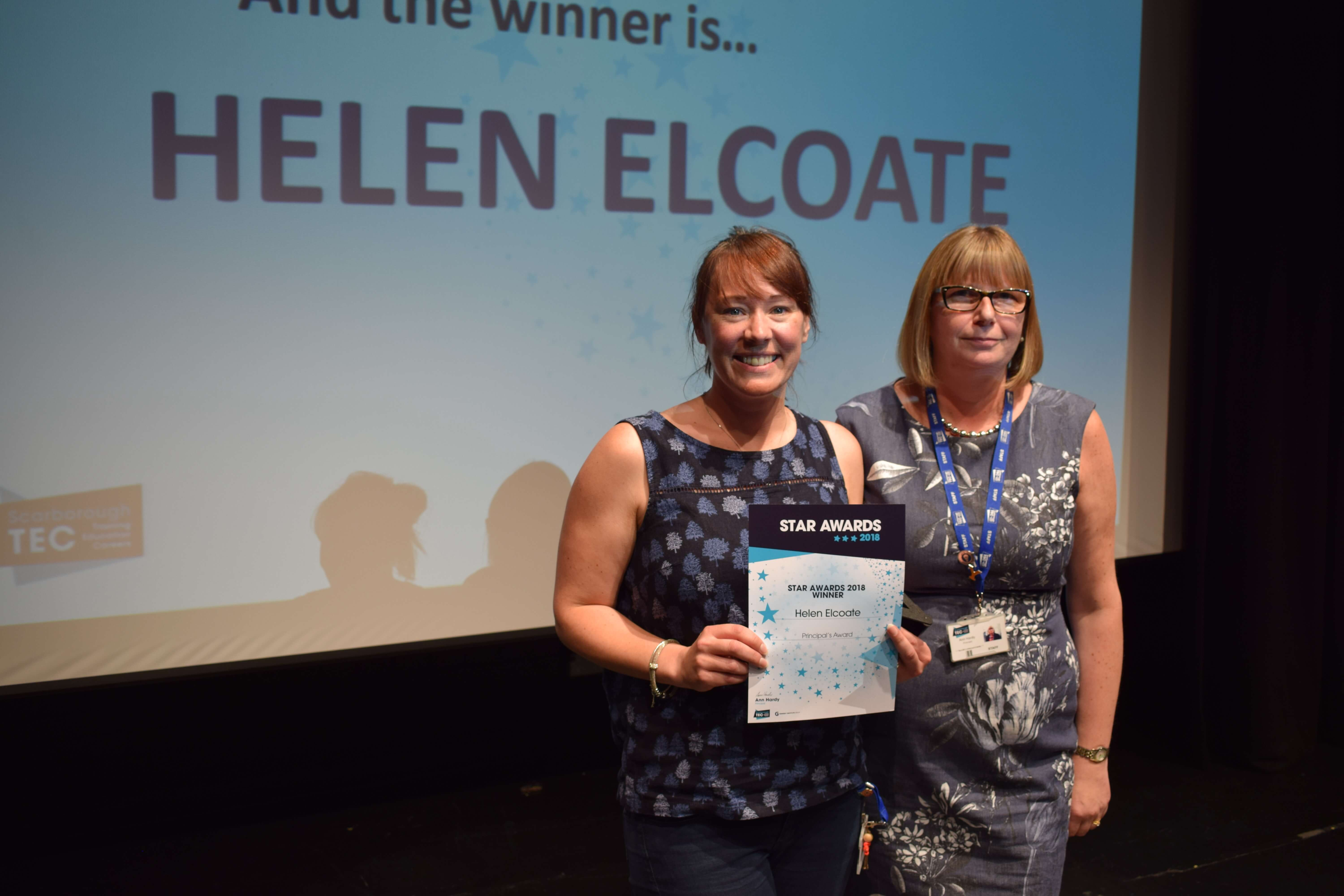 Staff excellence honoured in annual Star Awards