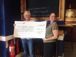 Rainbow Centre benefits from generous staff and students