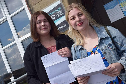 A Levels bring success for Scarborough TEC students